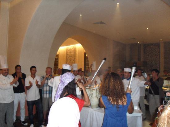 Iberostar Royal El Mansour: au restaurant