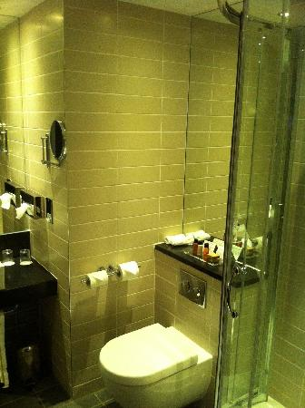 Crowne Plaza Manchester City Centre: Bathroom