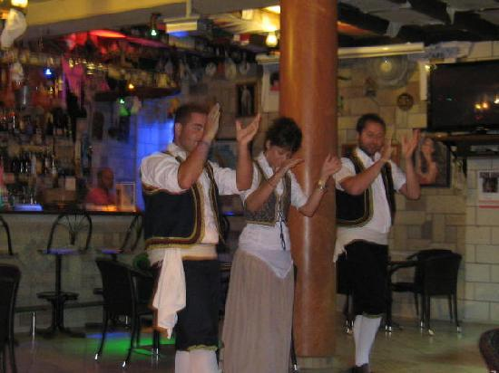 Danny's Hotel: Greek Night
