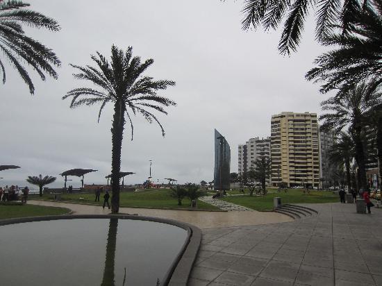 Shopping Center Larcomar (Centro Comercial Larcomar): The Top of Larcomar Shopping Center