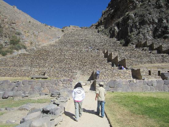 วิหารโอลลันเททัมโบ: Ollantaytambo