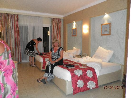 Tropitel Naama Bay: Room 937