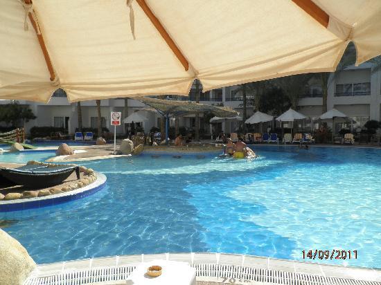 Tropitel Naama Bay: main pool
