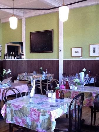 Sweet Laurette Cafe and Bistro: The main dining room