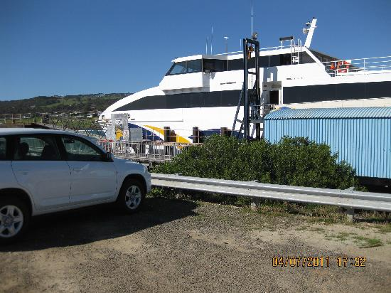 SeaLink Kangaroo Island: SeaLink ferry