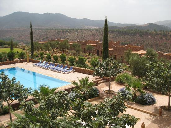 Kasbah Angour Atlas Mountains Hotel: Scenery