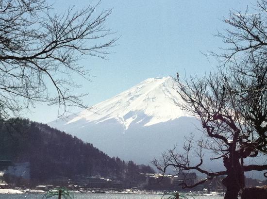 Mount Fuji, Feb 2011