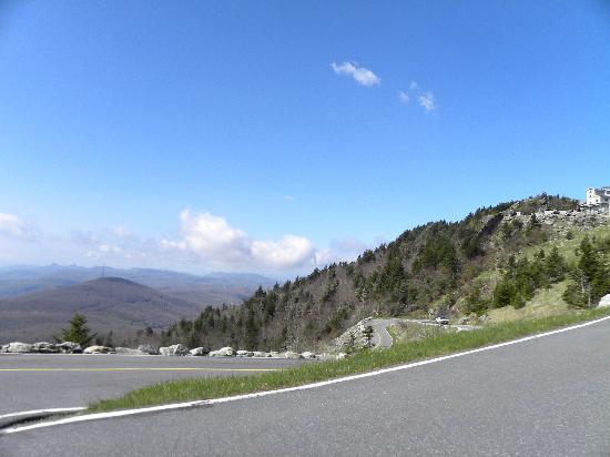 Grandfather Mountain: still climbing