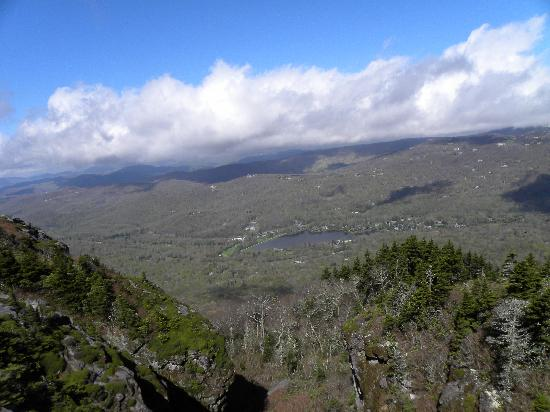 Grandfather Mountain: a view from the top