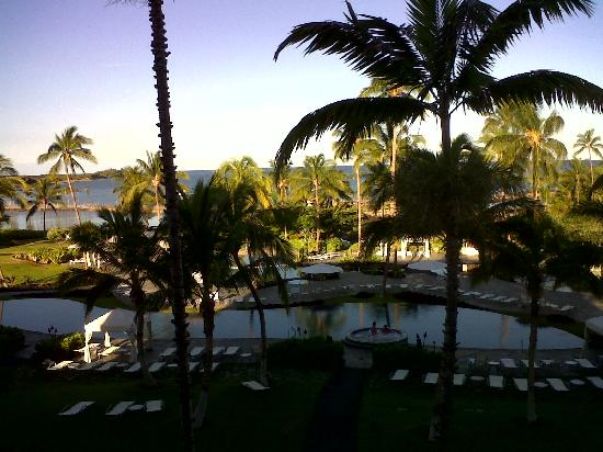 Waikoloa Beach Marriott Resort & Spa: Sunrise 4th floor