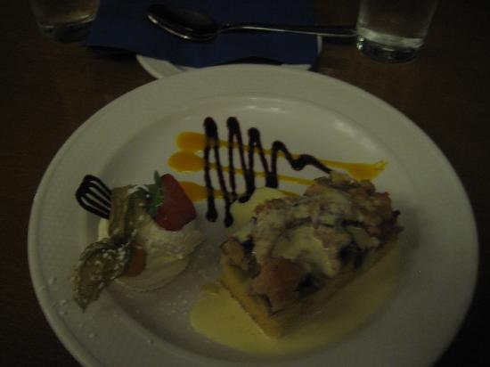 Westwood House Hotel: Yummy bar dessert