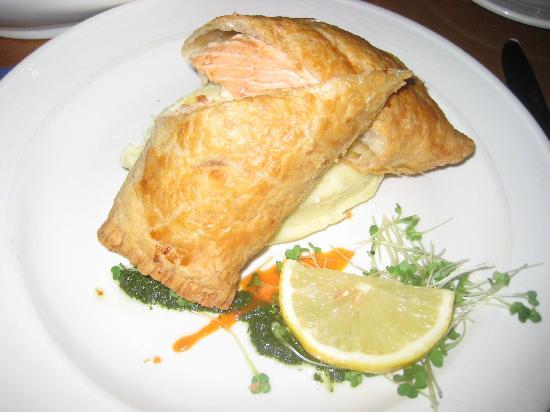 Westwood House Hotel: Good bar food