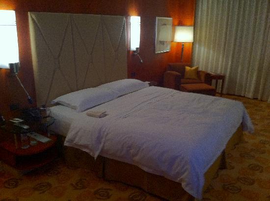 พาร์ค ไฮแอท เมลเบิร์น: Bedroom