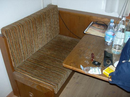 Vitalhotel Rainer: i divani