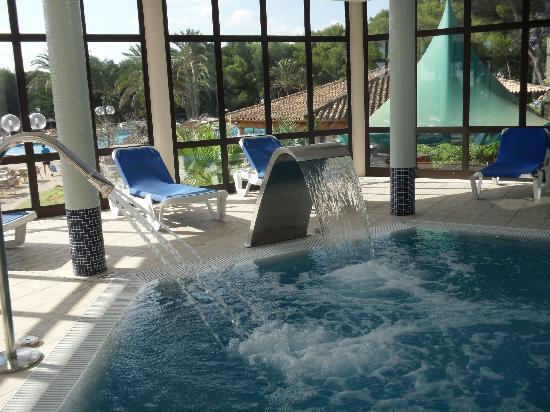 Exagon Park: Spa de l'hôtel