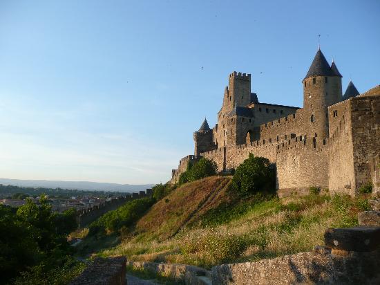 11 Carcassonne Bed and Breakfast : La Cité