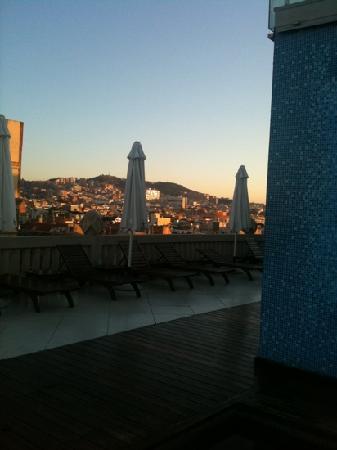 โรงแรมคาซาฟุสเตอร์: View