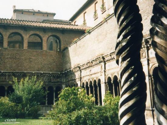 Arcibasilica di San Giovanni in Laterano: サン・ジョバンニ・イン・ラテラーノ教会