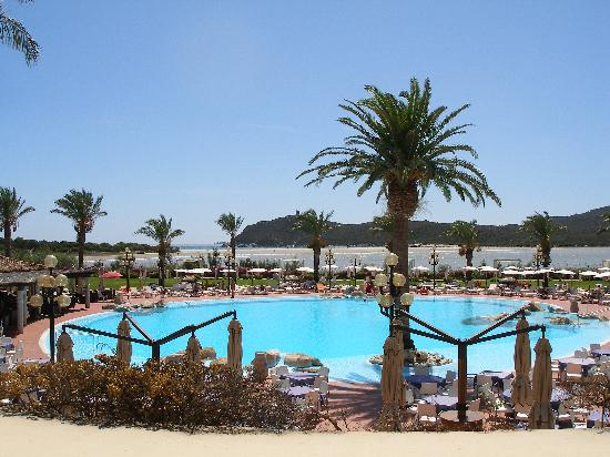 Pullman Timi Ama Sardegna: piscine