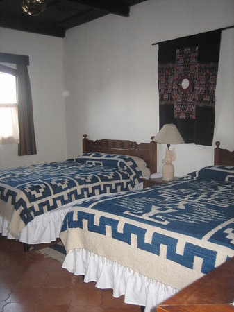 Santo Tomas Hotel: stanze