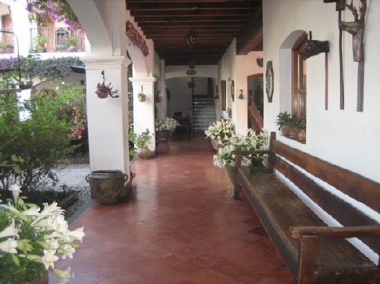 Santo Tomas Hotel: particolare dell hotel