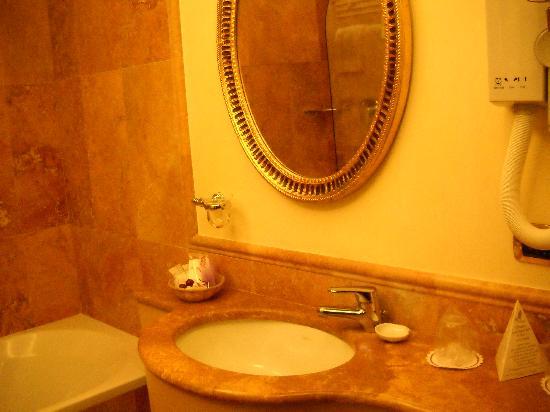 Hotel Al Codega: Baño 1