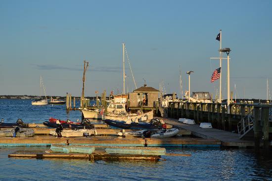 Bayside Resort Hotel: Hyannis Harbor