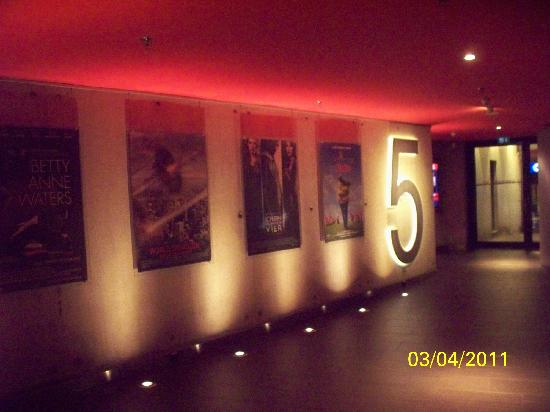 Mathäser Filmpalast: Theatre Number 5