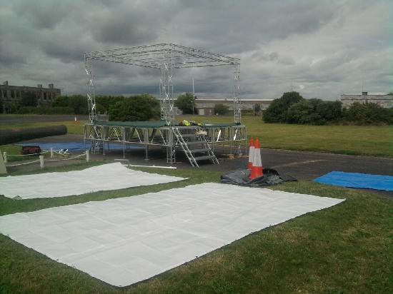 After the Music was gone and Picnic done on Spike Island