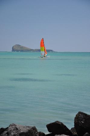 LUX* Grand Gaube: Vue de la plage