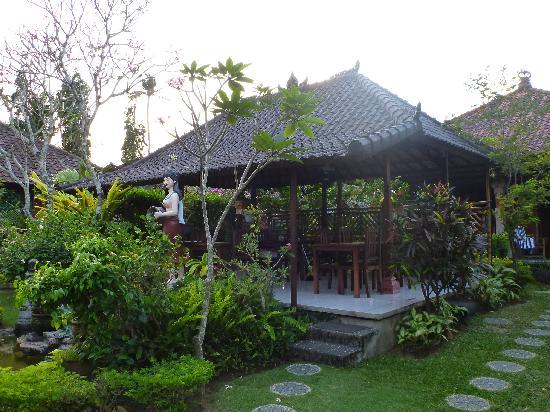 Hotel Segara Agung: Breakfast area