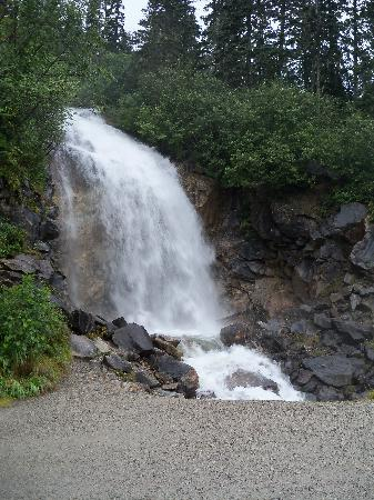 Chilkoot Charters & Tours: Bridal Veil Falls