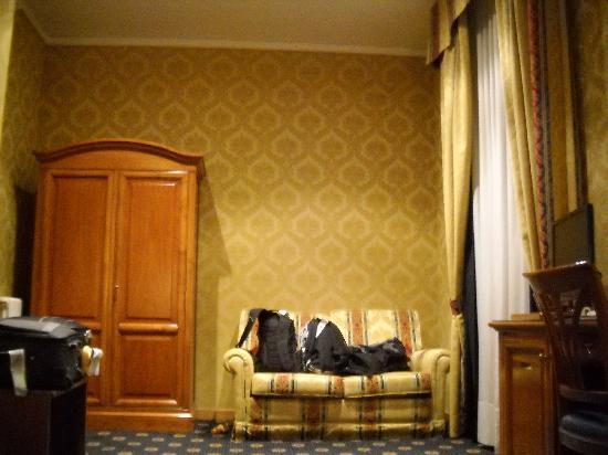 โรงแรมรัฟฟาเอลโล: Habitación 2