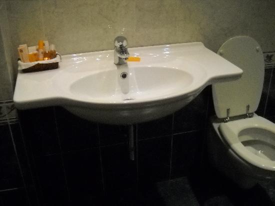 โรงแรมรัฟฟาเอลโล: Baño