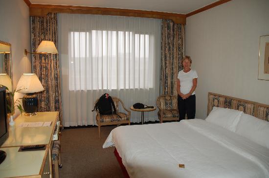Xi'an Garden Hotel: Our room