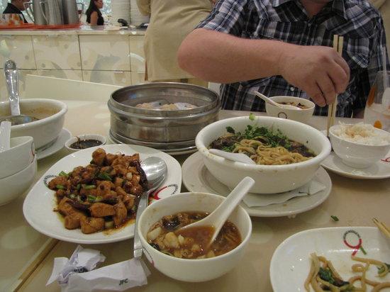 Beijing Noodle No 9 Las Vegas The Strip Restaurant Reviews Phone Number Amp Photos