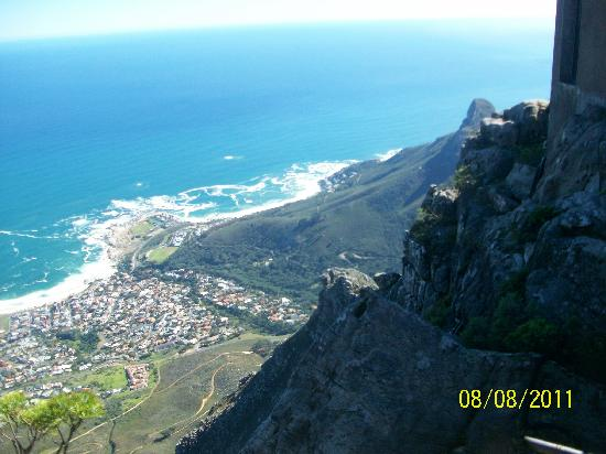 Table Mountain: a view from the top