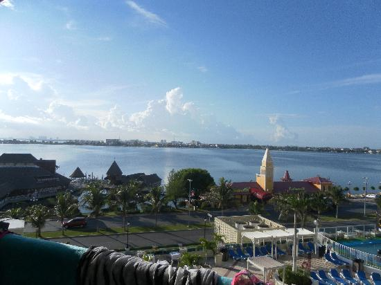 Panama Jack Resorts - Gran Caribe Cancun: from our room