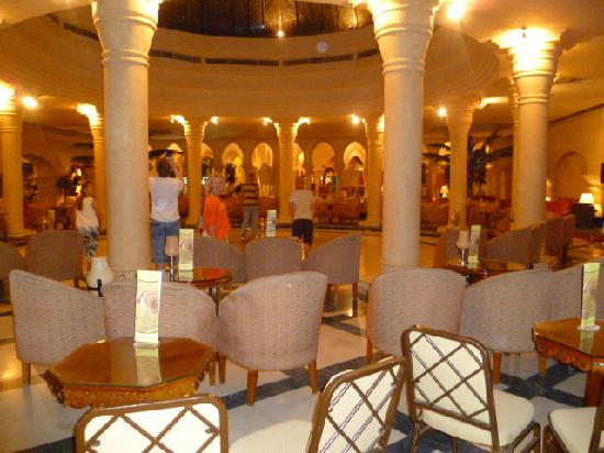 The Grand Resort Hurghada: Impressive lounges