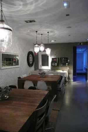The5rooms: Frühstücksraum