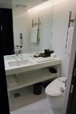 โรงแรมโซล พลาซ่า: Bathroom