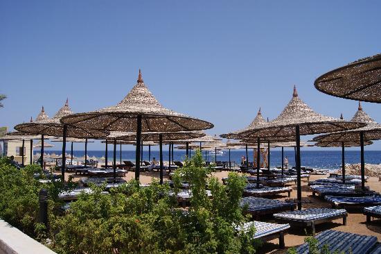 Tiran Island Hotel: plaża