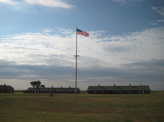 Fort Larned, USA