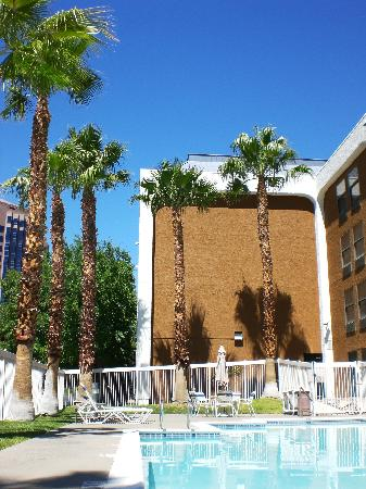 Fairfield Inn Las Vegas Convention Center: Fairfield Inn Pool