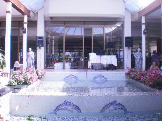 Club Tuana Fethiye: Main Resturaunt