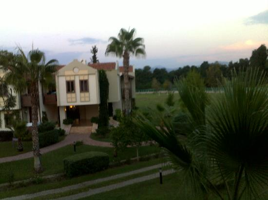 Club Tuana Fethiye: View from our room