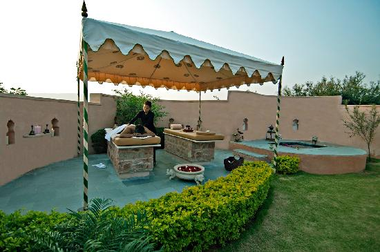 Kookas, India: In-villa Private spa