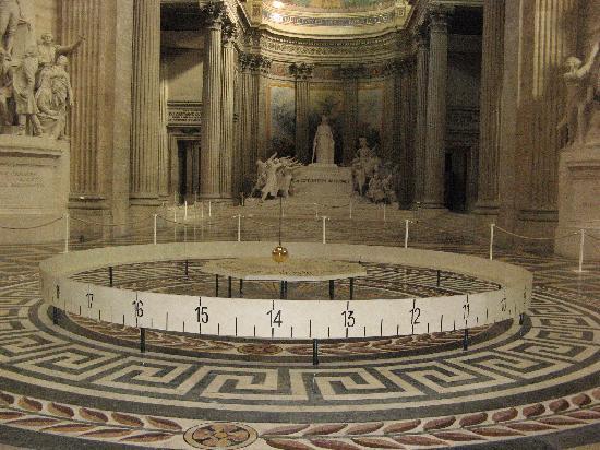 Panthéon: Foucoult's Pendulum