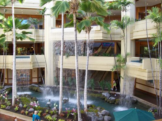 Hyatt Regency Waikiki Resort & Spa: Hotel Lobby