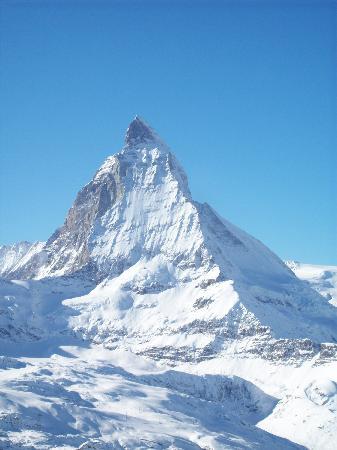 Zermatt-Matterhorn Ski Paradise: The Mattahorn